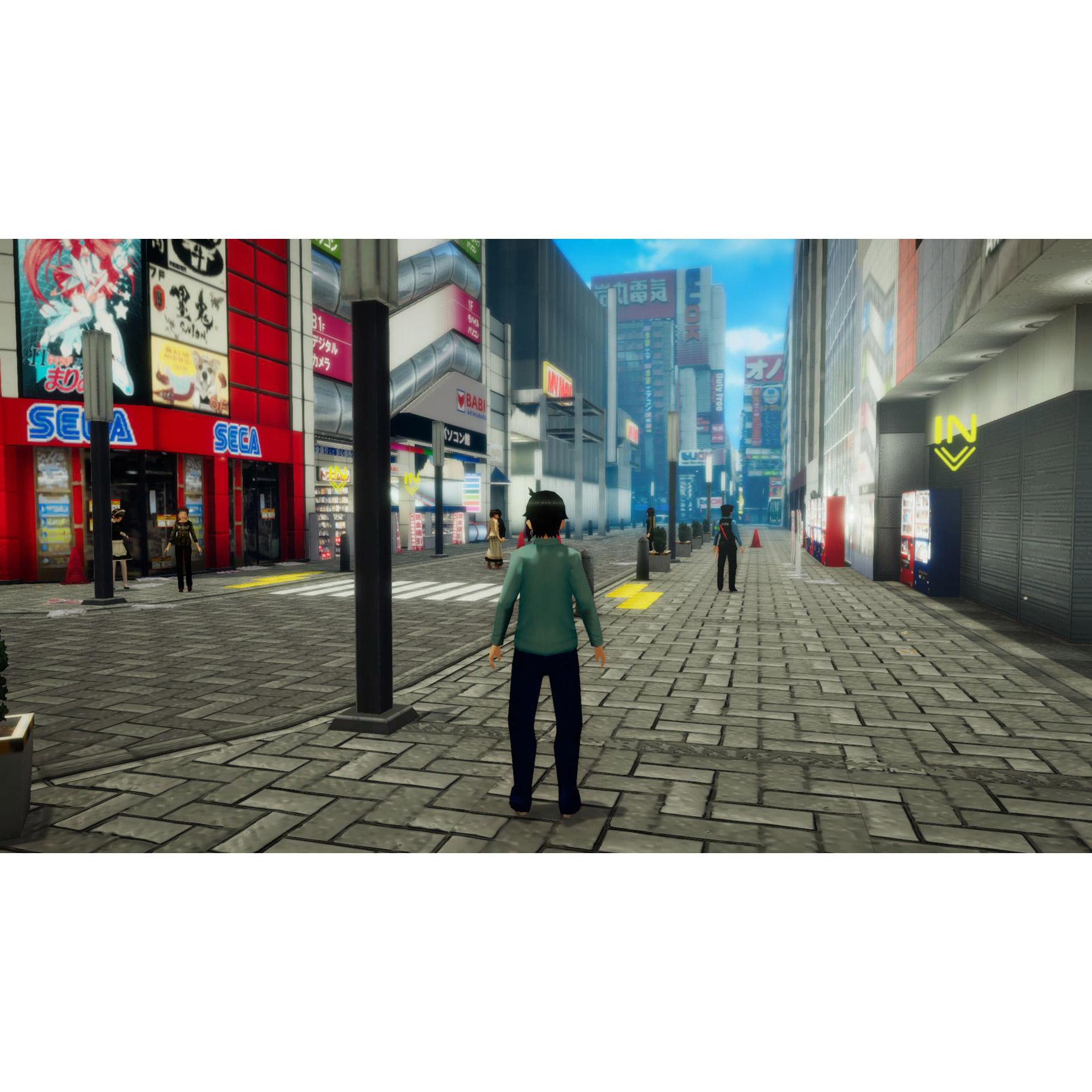 AKIBA'S TRIP ファーストメモリー 通常版 【PS4ゲームソフト】_4