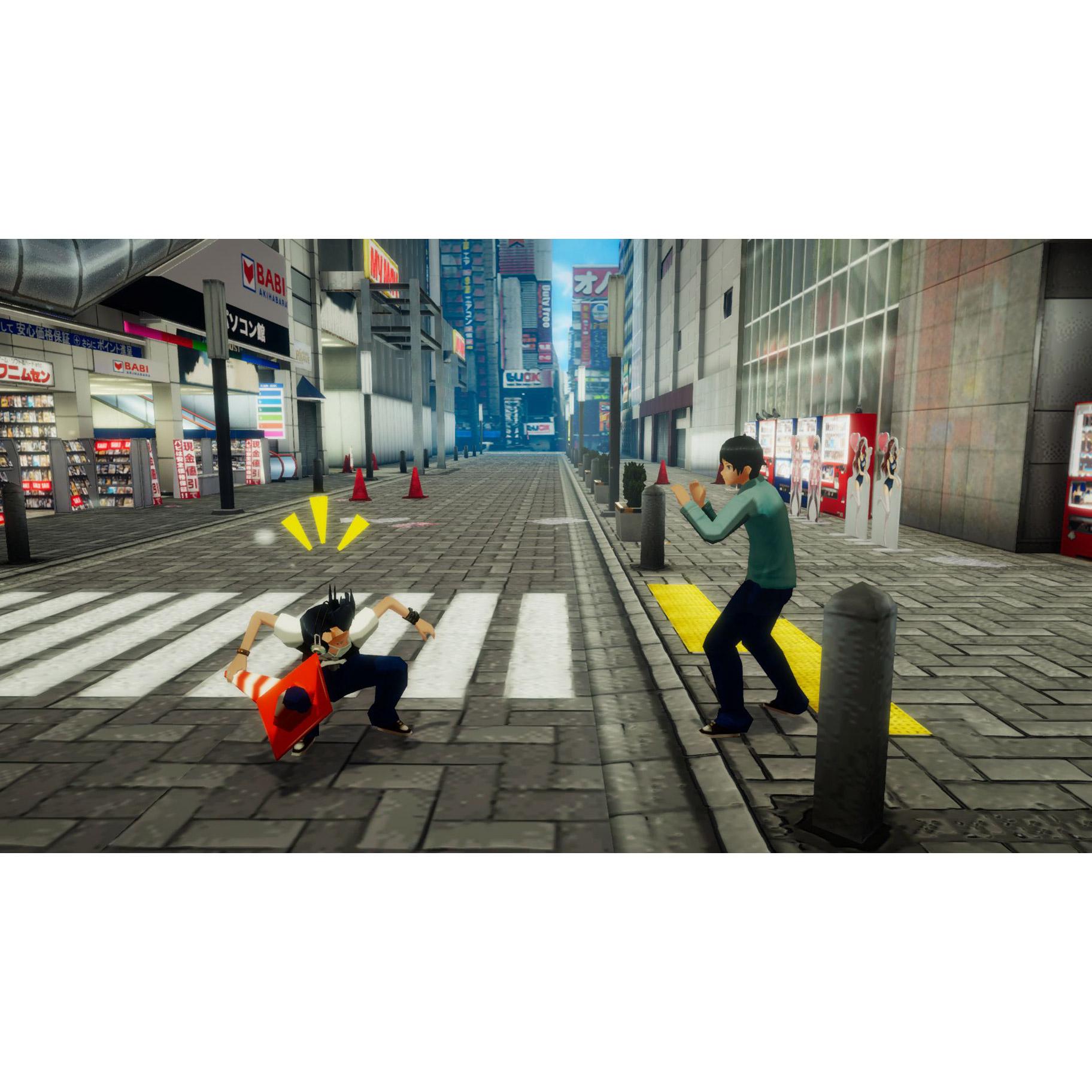 AKIBA'S TRIP ファーストメモリー 通常版 【PS4ゲームソフト】_5