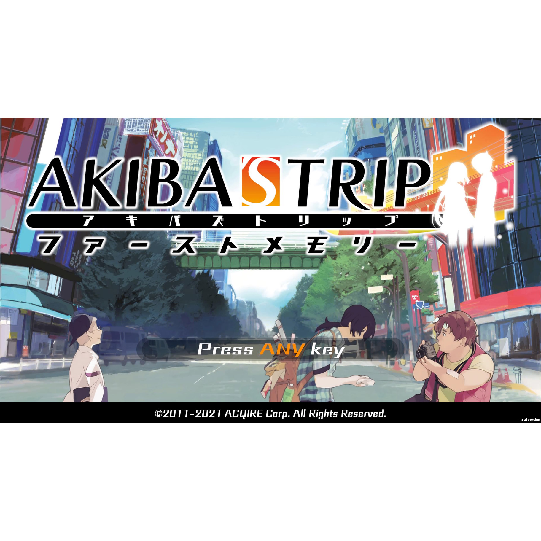 AKIBA'S TRIP ファーストメモリー 初回限定版 10th Anniversary Edition 【Switchゲームソフト】_1