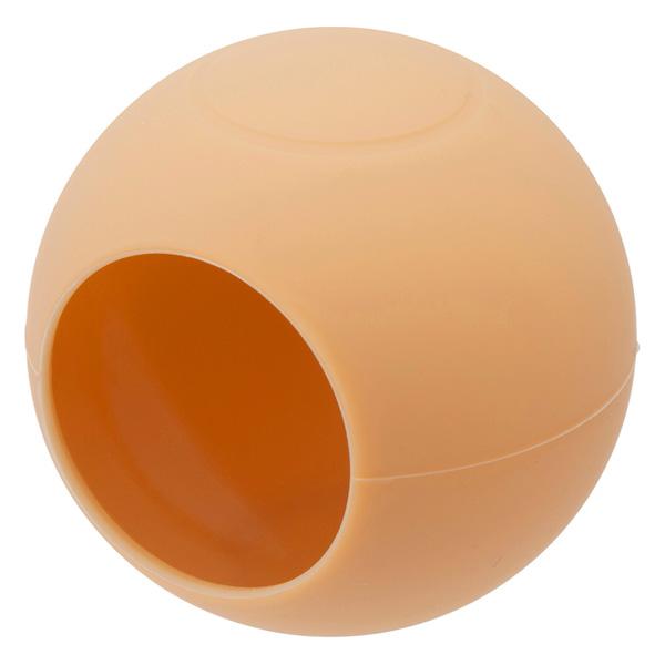 【在庫限り】 SWITCH モンスターボールPlus用シリコンカバー ブラウン [CY-NSMPSC-BR]_1
