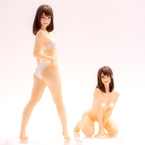 【再版】PLAMAX Naked Angel 1/20 天使もえ プラモデル_1