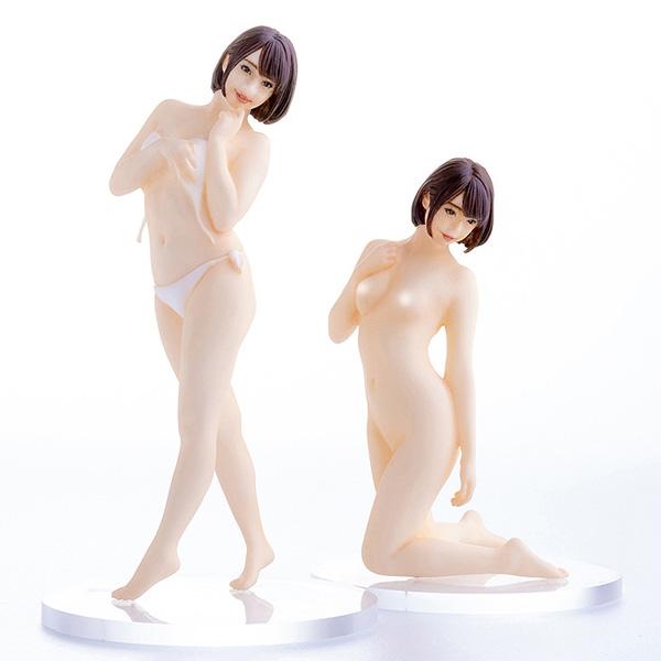 PLAMAX Naked Angel 1/20 戸田真琴 プラモデル_1