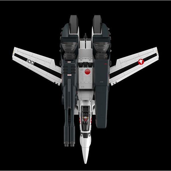 PLAMAX MF-37 minimum factory VF-1  スーパー/ストライク ファイター バルキリー 1/20 プラスチックモデル_5