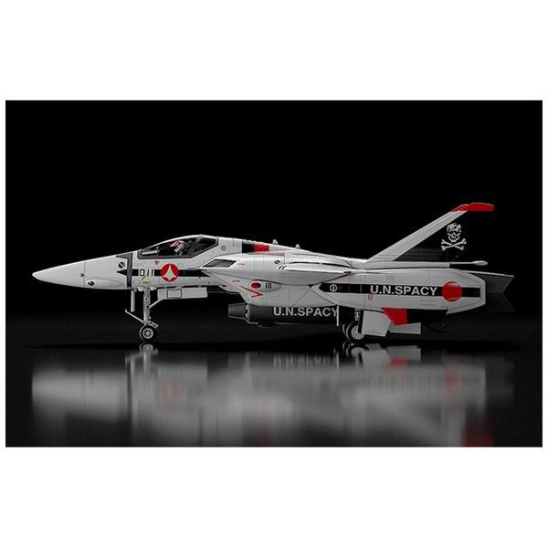 PLAMAX MF-45 minimum factory 超時空要塞マクロス 愛・おぼえていますか VF-1 ファイター バルキリー プラモデル_5