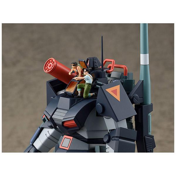 【再版】 COMBAT ARMORS MAX22 太陽の牙ダグラム コンバットアーマー ダグラム アップデートver. プラモデル_6