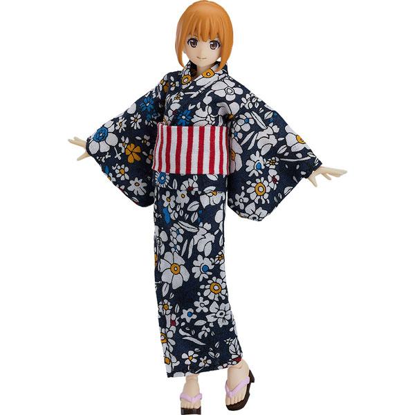 figma 女性body(エミリ) with 浴衣コーデ