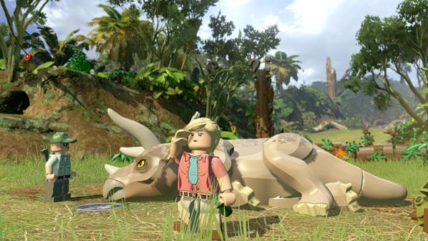 【在庫限り】 LEGO(R) ジュラシック・ワールド【Wii Uゲームソフト】_3