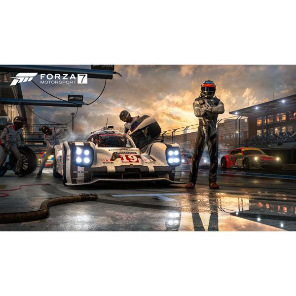 Forza Motorsport 7  通常版 【Xbox Oneゲームソフト】_1