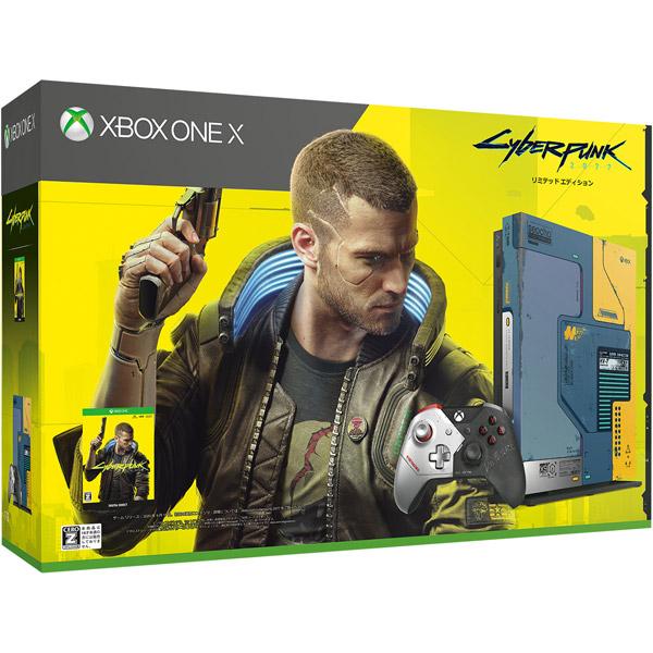 Xbox One X サイバーパンク2077 リミテッド エディション FMP-00259 Microsoft  FMP-00259