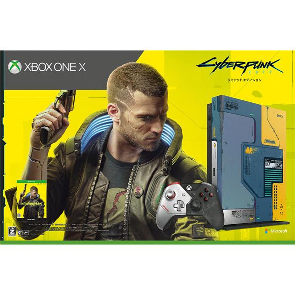 Xbox One X サイバーパンク2077 リミテッド エディション FMP-00259 Microsoft  FMP-00259_1