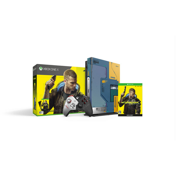Xbox One X サイバーパンク2077 リミテッド エディション FMP-00259 Microsoft  FMP-00259_2