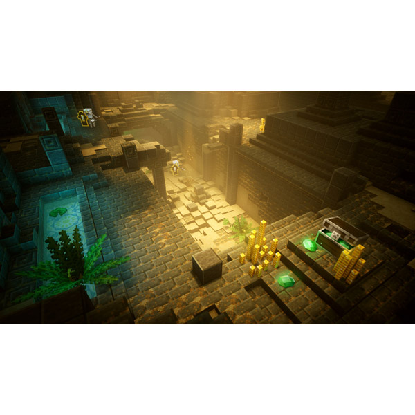 Minecraft Dungeons Hero Edition 【Xbox Oneゲームソフト】_3