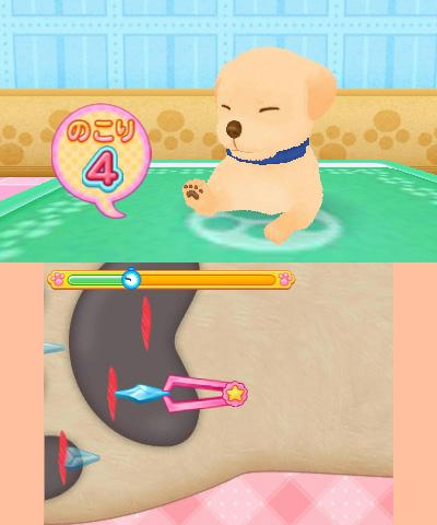 わんニャンどうぶつ病院 ペットのお医者さんになろう! 【3DSゲームソフト】_4