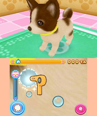 わんニャンどうぶつ病院 ペットのお医者さんになろう! 【3DSゲームソフト】_5