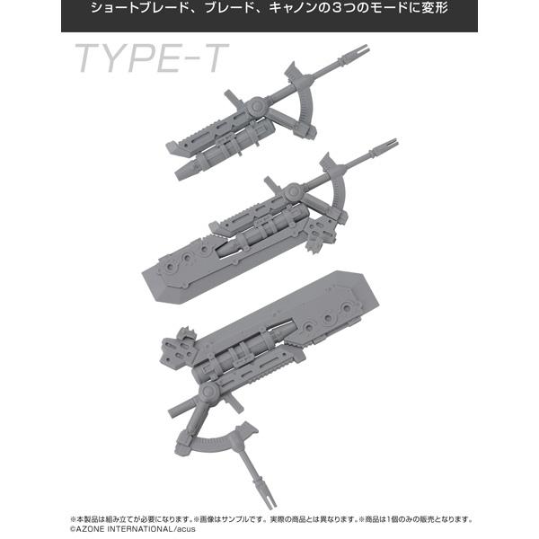 アサルトリリィ アームズコレクション CHARM ティルフィング 1/12 未塗装プラスチック製組立キット_3