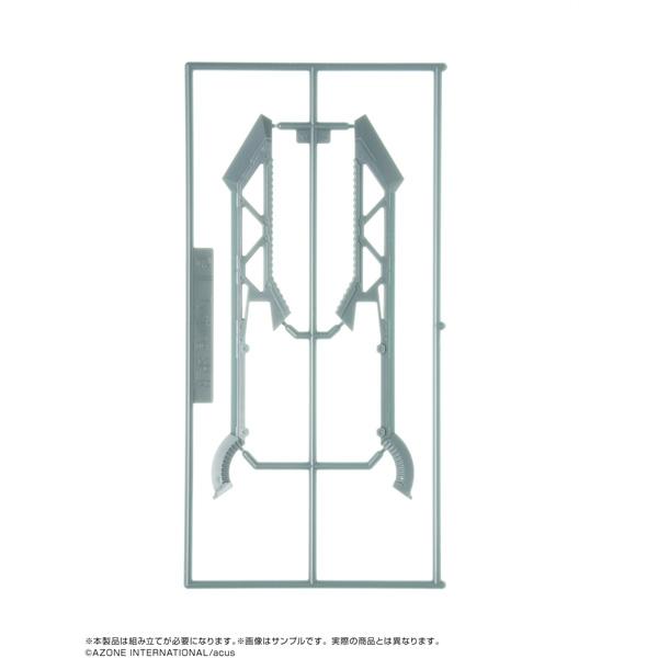 アサルトリリィ アームズコレクション CHARM ティルフィング 1/12 未塗装プラスチック製組立キット_6