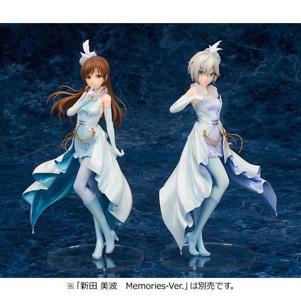 アイドルマスター シンデレラガールズ アナスタシア Memories Ver. 1/8 PVC製塗装済完成品_10