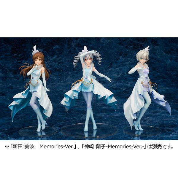 アイドルマスター シンデレラガールズ アナスタシア Memories Ver. 1/8 PVC製塗装済完成品_11