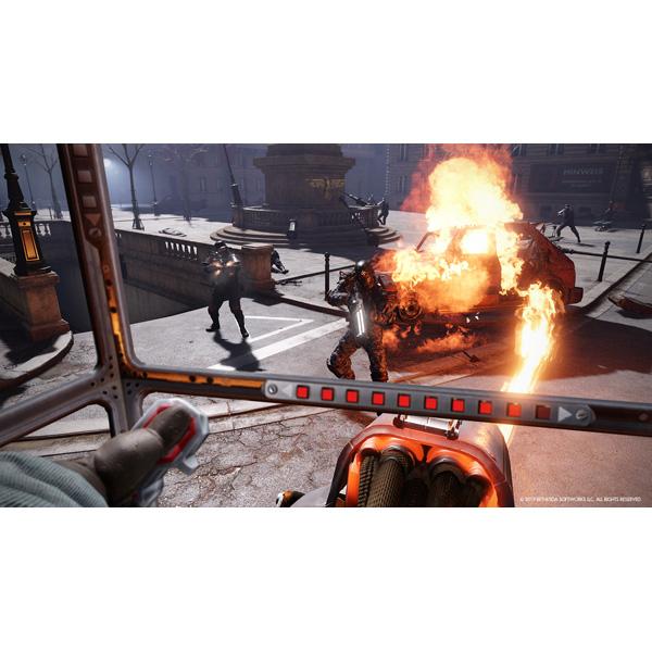 ウルフェンシュタイン: サイバーパイロット 【PS4ゲームソフト(VR専用)】_1