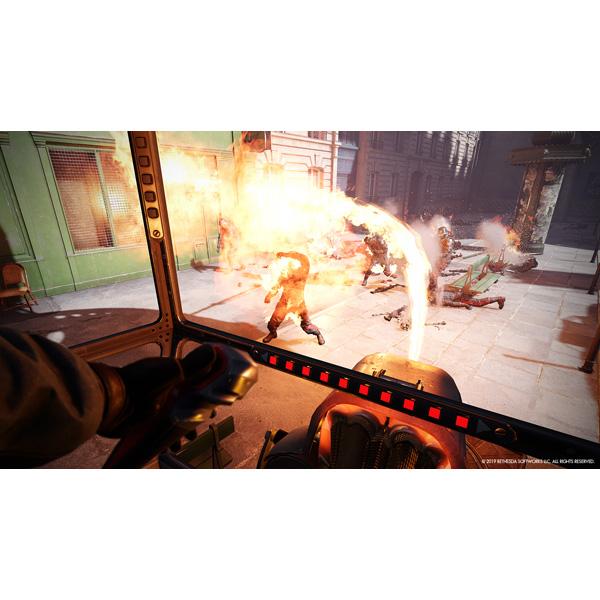 ウルフェンシュタイン: サイバーパイロット 【PS4ゲームソフト(VR専用)】_2