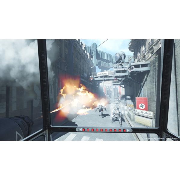 ウルフェンシュタイン: サイバーパイロット 【PS4ゲームソフト(VR専用)】_3
