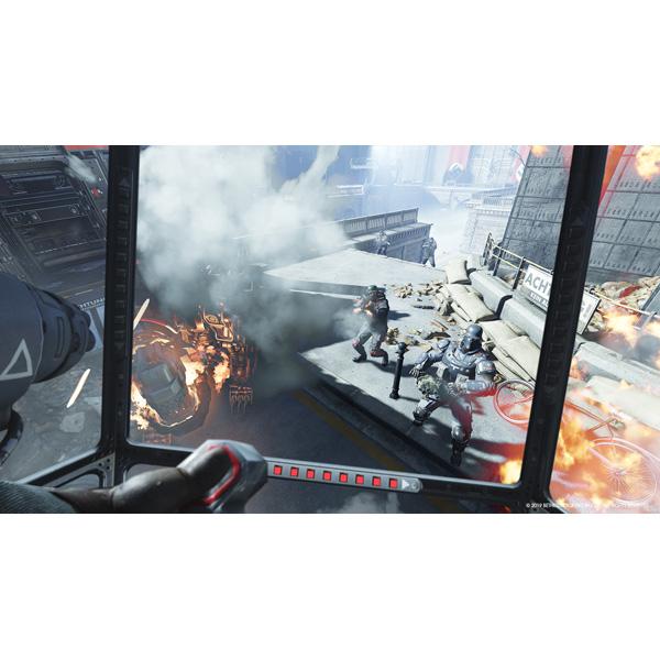 ウルフェンシュタイン: サイバーパイロット 【PS4ゲームソフト(VR専用)】_4