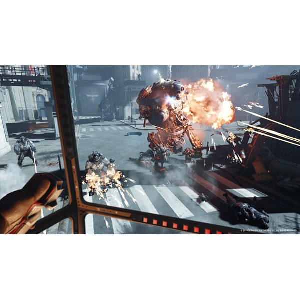 ウルフェンシュタイン: サイバーパイロット 【PS4ゲームソフト(VR専用)】_5