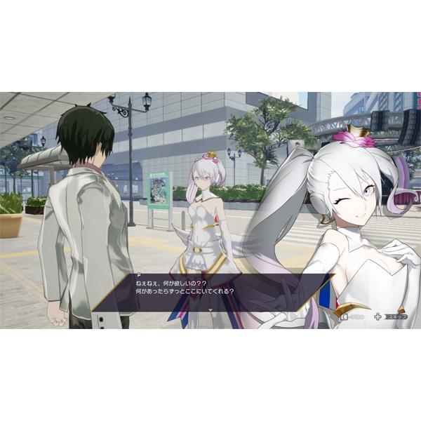 Caligula Overdose/カリギュラ オーバードーズ 【Switchゲームソフト】_1