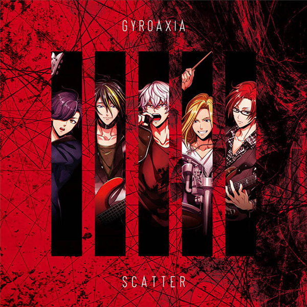 GYROAXIA/ SCATTER 通常盤