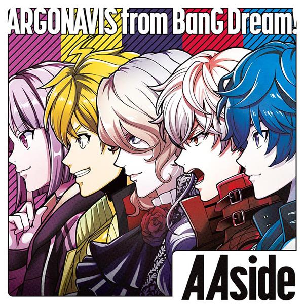 ARGONAVIS from BanG Dream!/ Aaside 通常盤