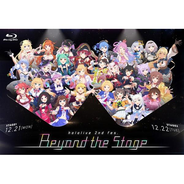 【特典対象】 hololive/ hololive 2nd fes. Beyond the Stage ◆メーカー特典「特製A3クリアポスター&特製ポップアップカード」