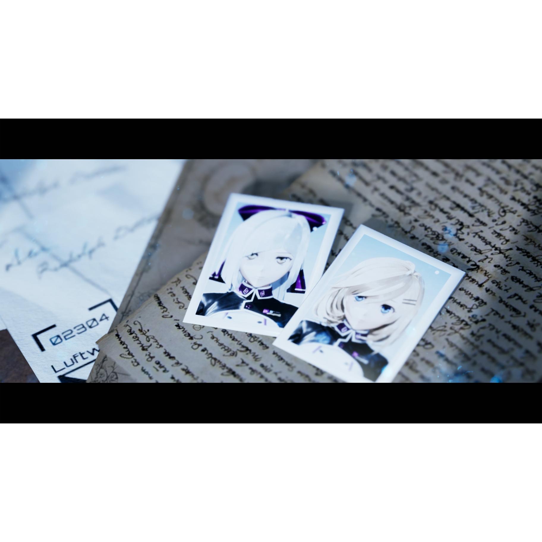 有翼のフロイライン 限定版 【Switchゲームソフト】_5
