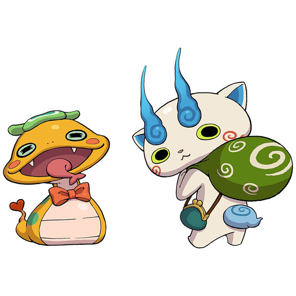 妖怪ウォッチ2 元祖 【3DSゲームソフト】_3