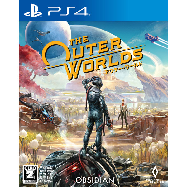 アウター・ワールド 【PS4ゲームソフト】