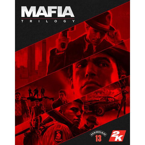 マフィア トリロジーパック   PLJS36154 [PS4]