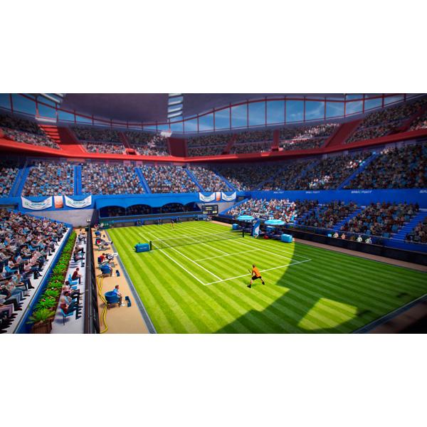 Tennis World Tour (テニス ワールドツアー) 【PS4ゲームソフト】_1