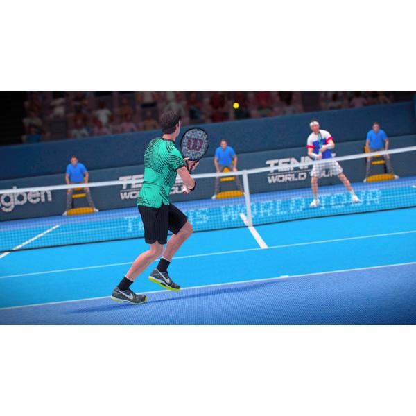 Tennis World Tour (テニス ワールドツアー) 【PS4ゲームソフト】_2
