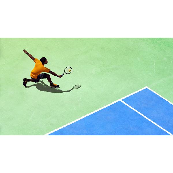 Tennis World Tour (テニス ワールドツアー) 【PS4ゲームソフト】_5