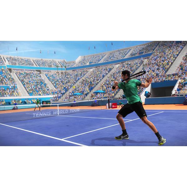 Tennis World Tour (テニス ワールドツアー) 【PS4ゲームソフト】_6