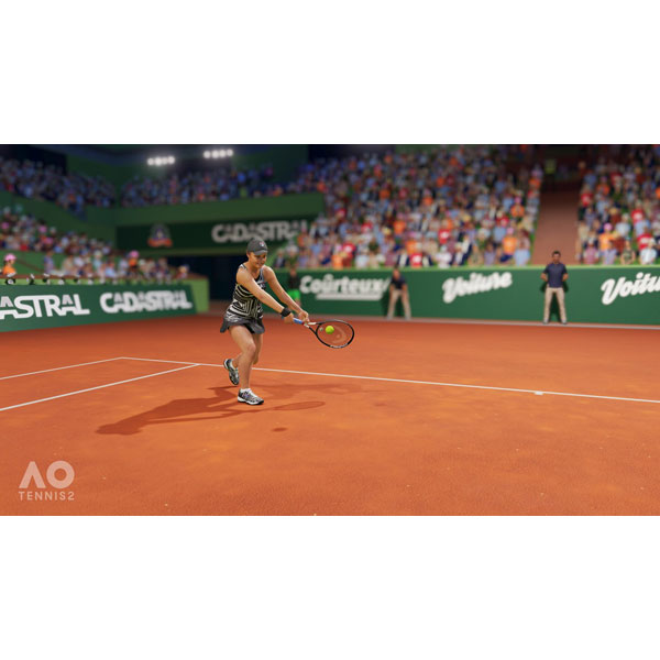 AOテニス 2 【PS4ゲームソフト】_4