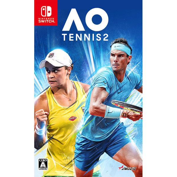 AOテニス 2  【Switchゲームソフト】