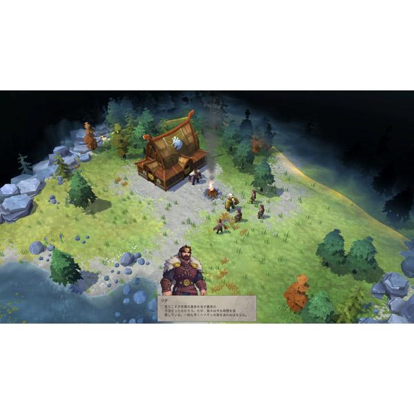 Northgard(ノースガード) 【PS4ゲームソフト】_4