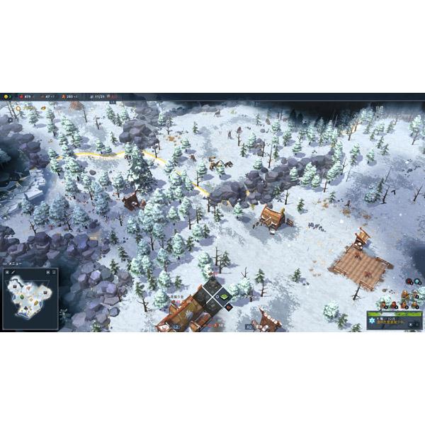 Northgard(ノースガード) 【PS4ゲームソフト】_6