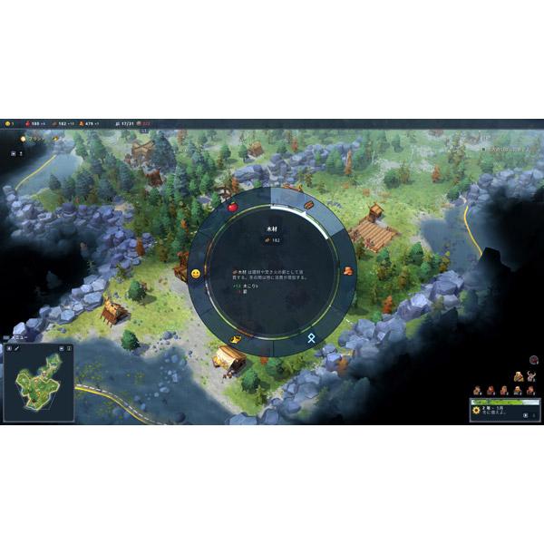 Northgard(ノースガード) 【PS4ゲームソフト】_7