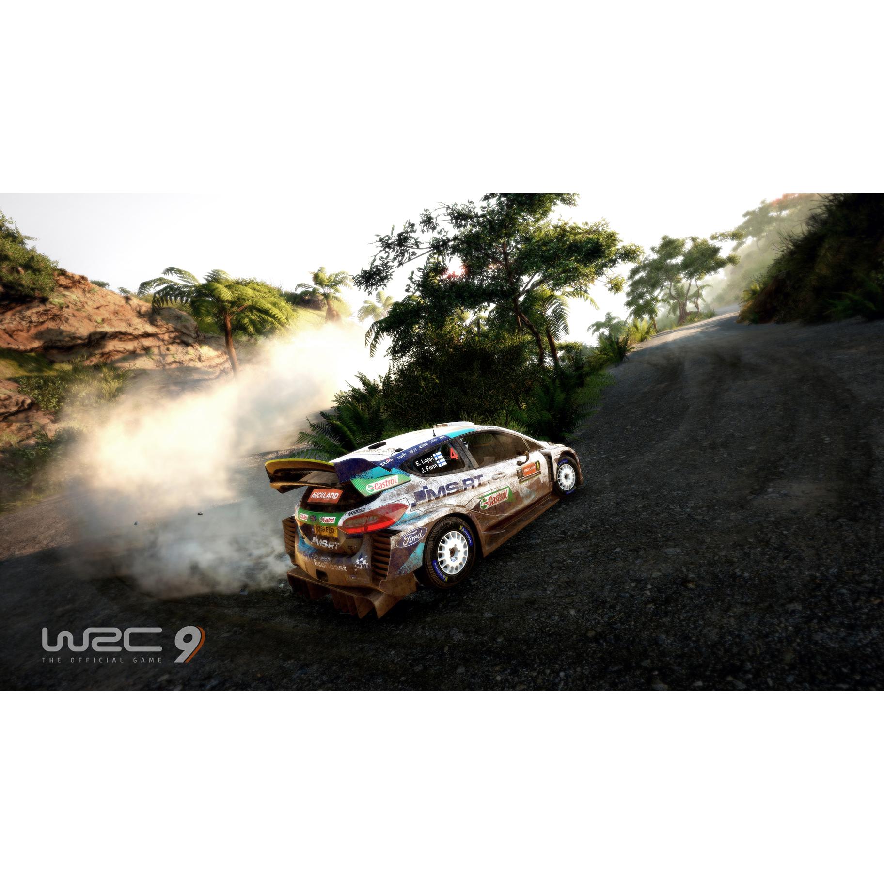 WRC9 FIA ワールドラリーチャンピオンシップ 【PS4ゲームソフト】_1