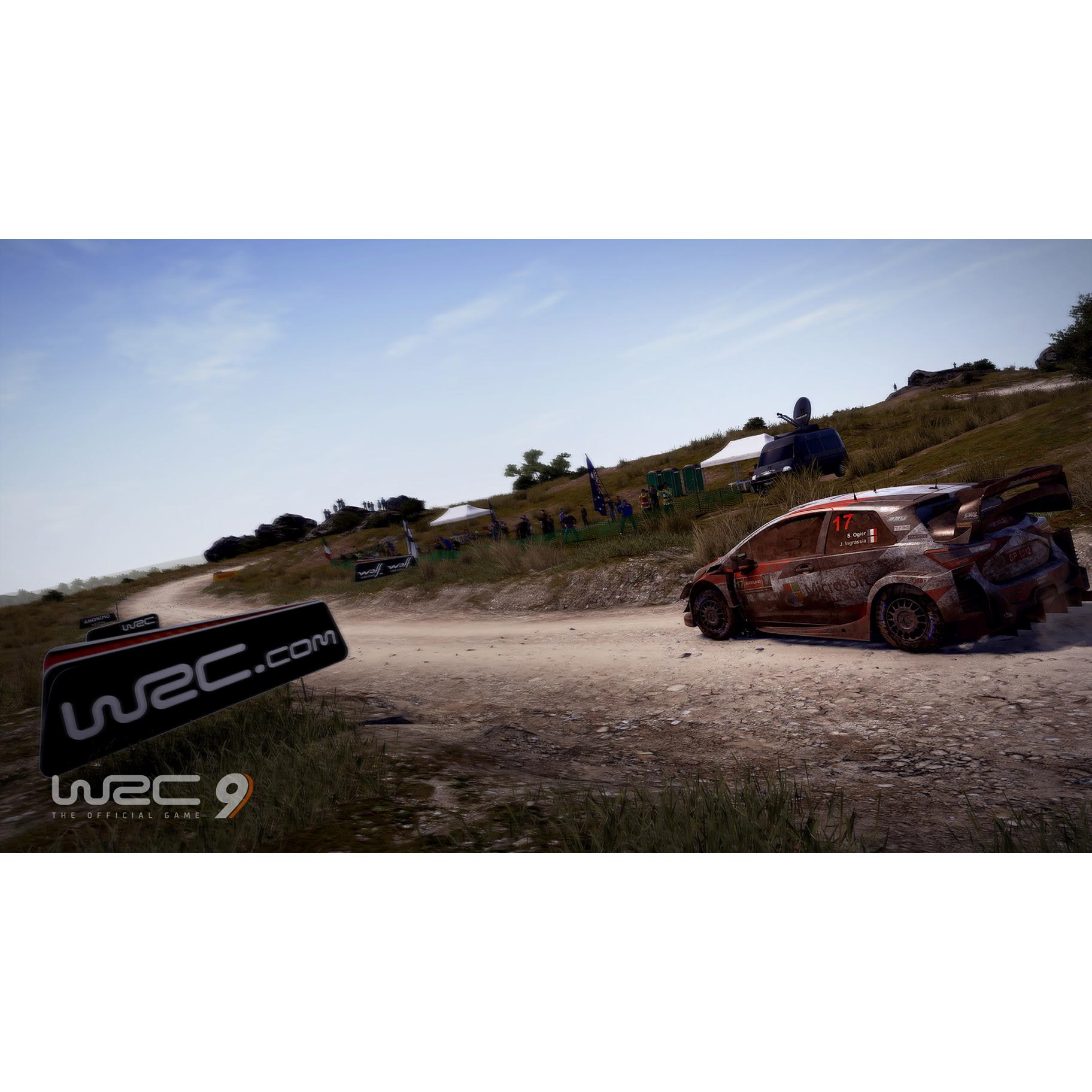 WRC9 FIA ワールドラリーチャンピオンシップ 【PS4ゲームソフト】_2