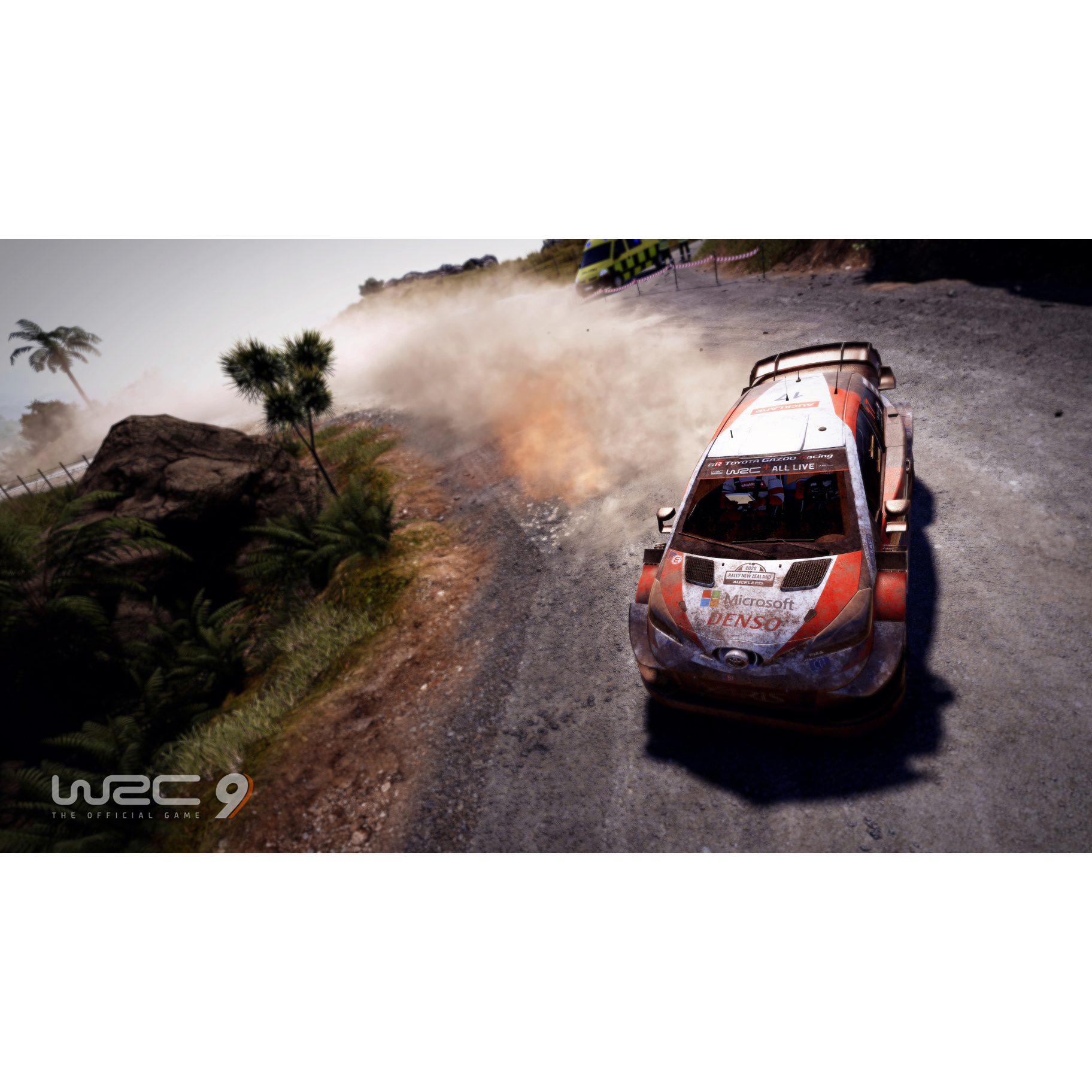WRC9 FIA ワールドラリーチャンピオンシップ 【PS4ゲームソフト】_3