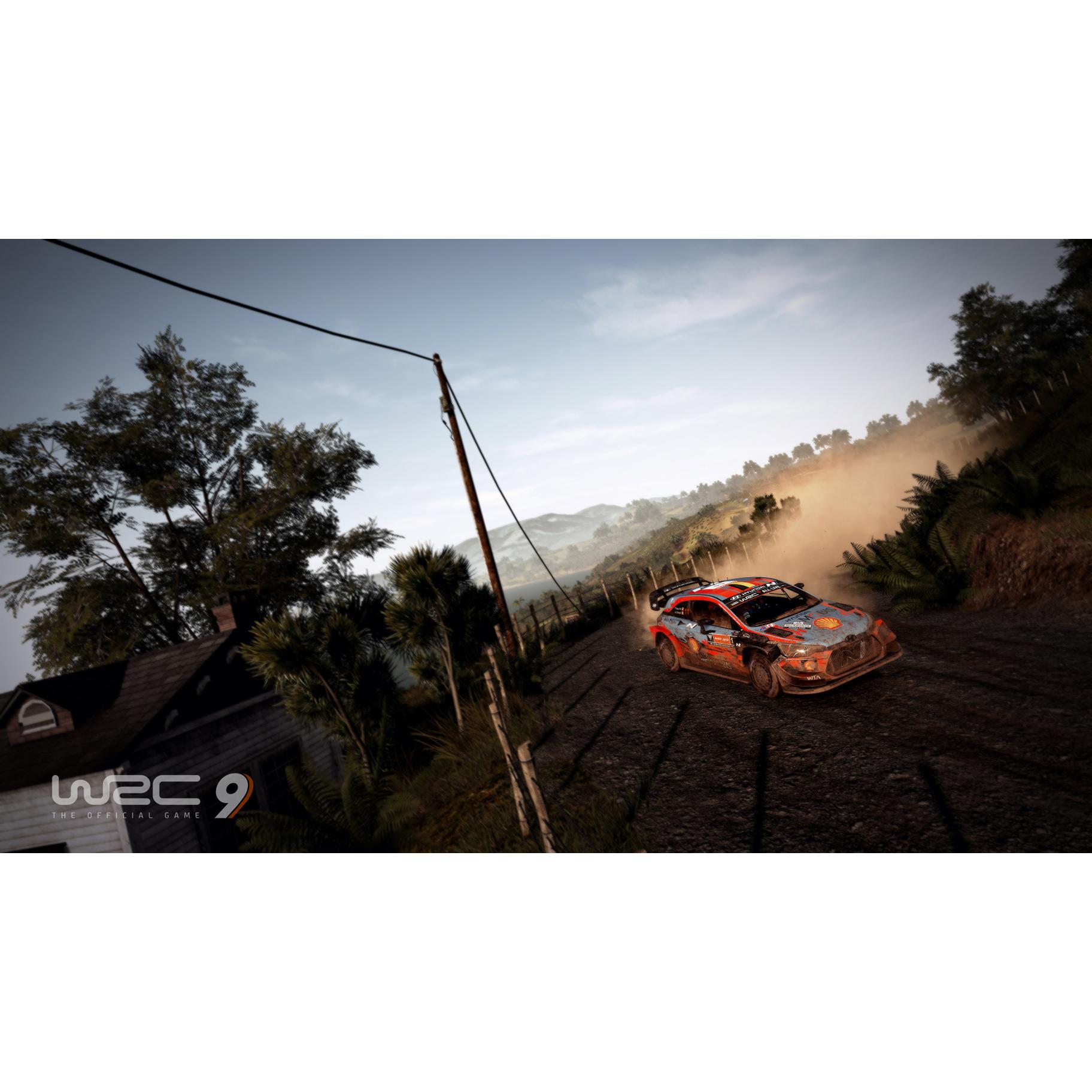 WRC9 FIA ワールドラリーチャンピオンシップ 【PS4ゲームソフト】_4