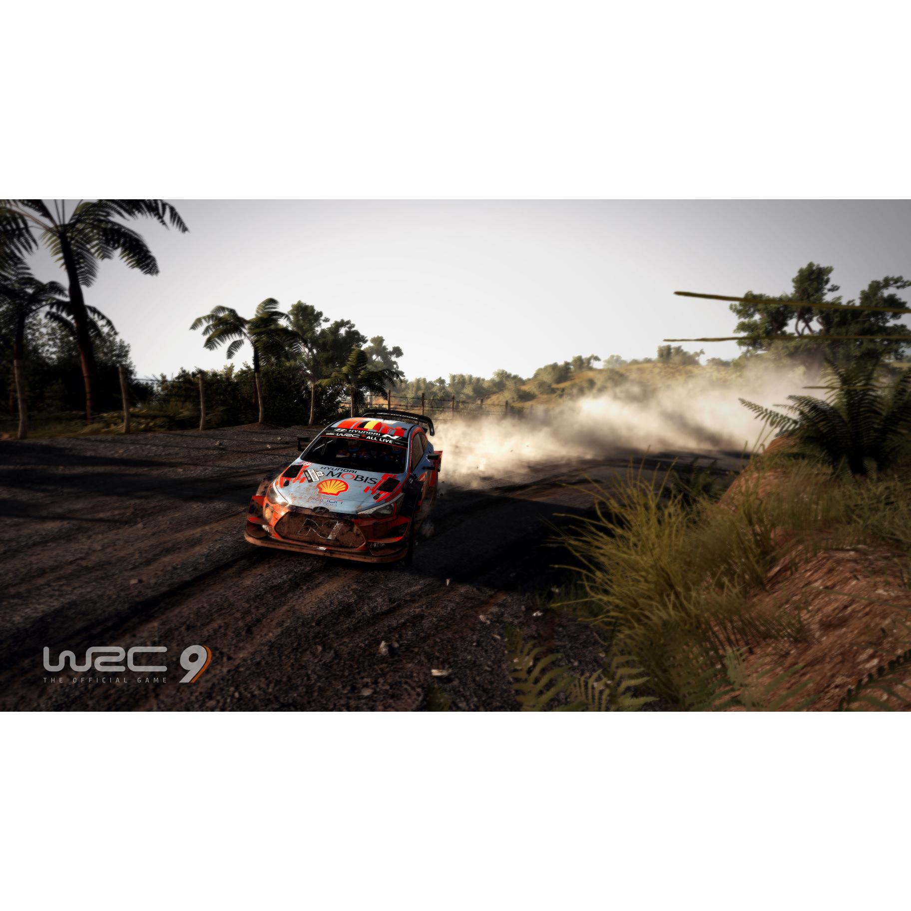 WRC9 FIA ワールドラリーチャンピオンシップ 【PS4ゲームソフト】_5