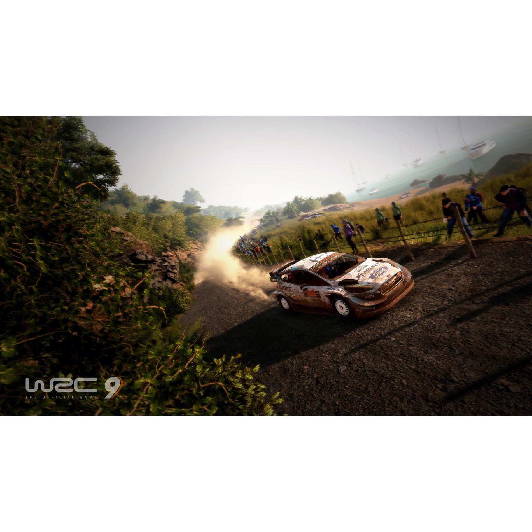 WRC9 FIA ワールドラリーチャンピオンシップ 【PS4ゲームソフト】_6